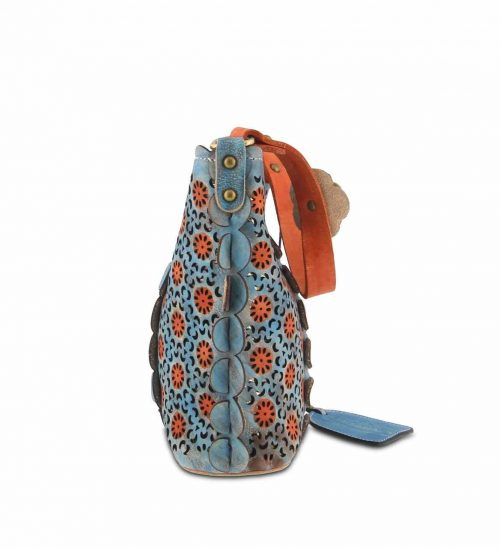 L'Artiste by Spring Step Bag Blue