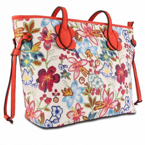 L'Artiste by Spring Step Floral Bag