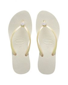 Havaianas Wedge Sandals White