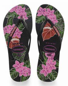 Havaianas Slim Floral Sandals