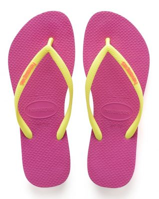 Havaianas Pink Sandlas