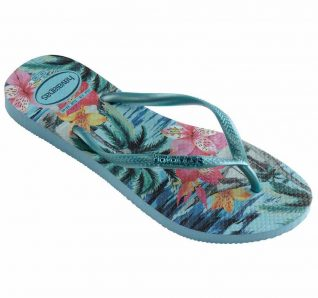 Havaianas Slim Tropical Sandals