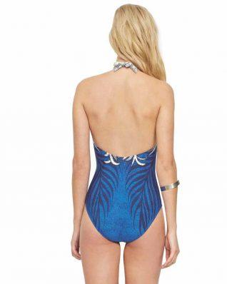 Gottex Blue Swimsuit buy online