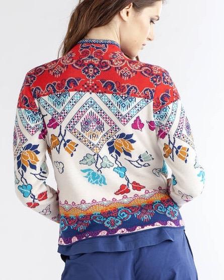IVKo Jacquard Cotton Jacket