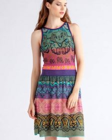 IVKO Loose Stitch Dress