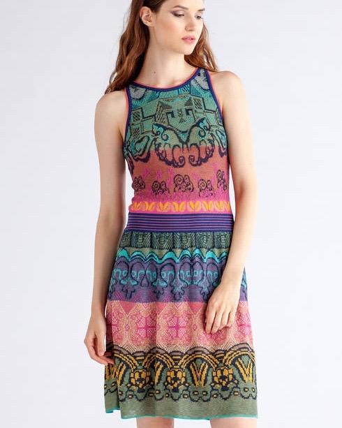IVKO Loose Stitch Dress