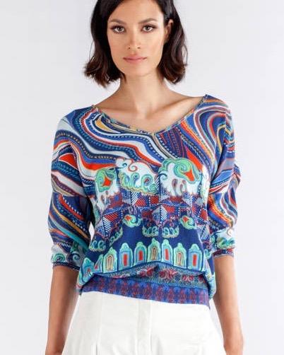 IVKO Spring Pullover