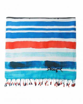 Desigual Blue Towel