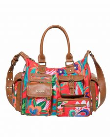 Desigual London Medium Summer Bag