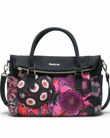 Desigual Pink Loverty Bag