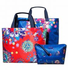 Desigual Galactic Altea Shopper Bag