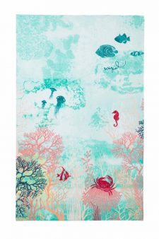Desigual Towel Under The Sea