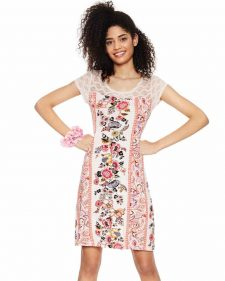 Desigual Sleep Dress Romantic Boho