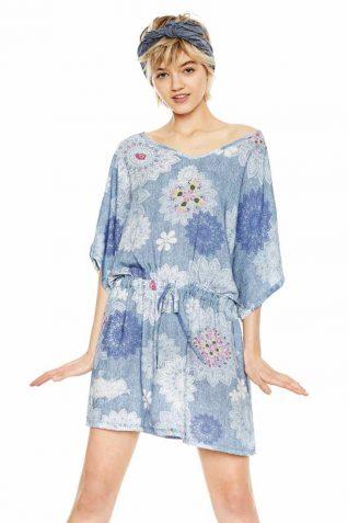 Desigual Exotic Summer Dress