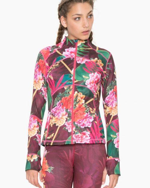 Desigual Sport Colourful jacket