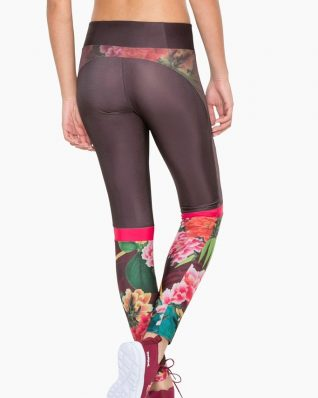 Desigual Sport Tropic Leggings