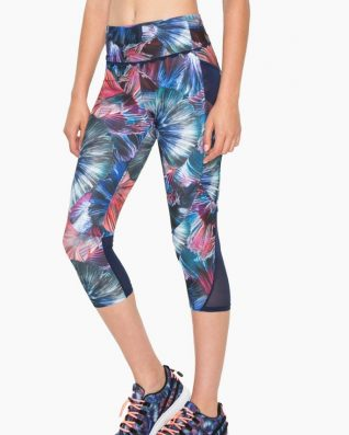 Desigual Sport Atlantis Leggings