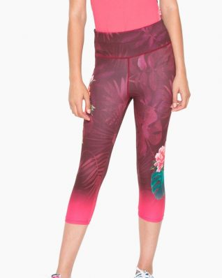 Desigual Oriental Tropic Tight Blocks