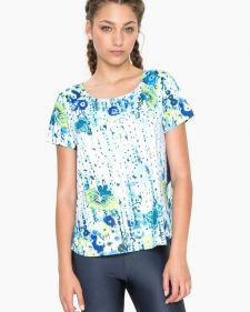 Desigual Top Luminescent