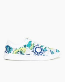 Desigual Canvas Retro Court