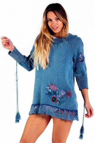 Savage Culture Capri sweater