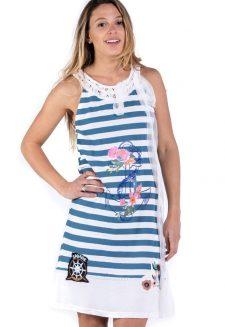 Savage Culture Summer Dress Capri