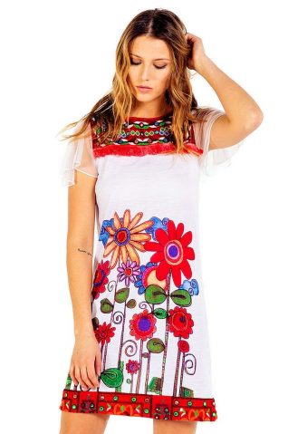 Savage Culture Sorrento Summer Dress