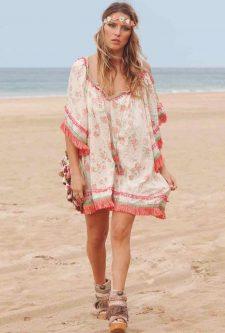 Savage Culture Beach Dress