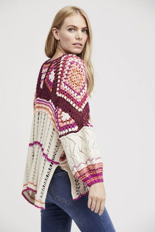 Free people Call me Crochet