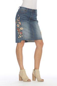 Driftwood Jeans Skirt
