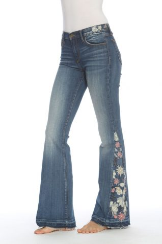 Driftwood Flared Jeans