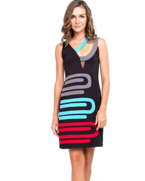Pygmees Dress Paperclip