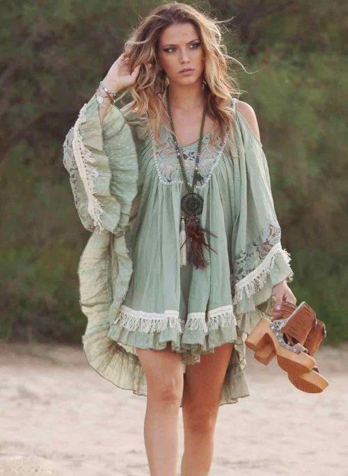 Savage Culture Oversize Dress