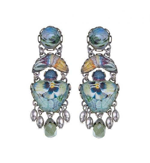 Ayala Bar Radiance Blue Earring
