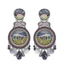 Ayala Bar Radiance earring midnight