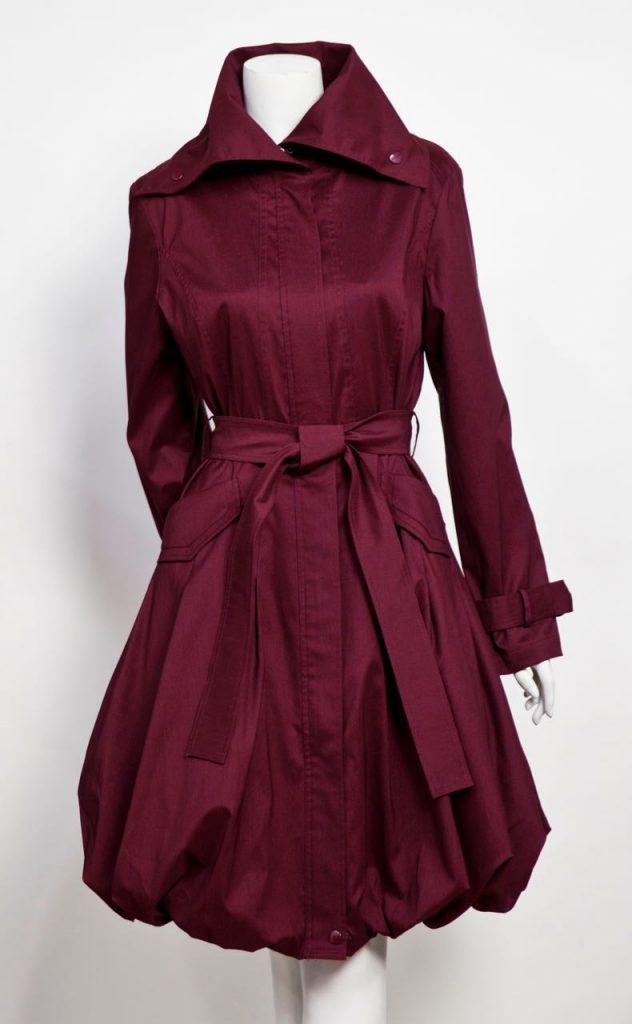 Samuel Dong Bubbel Coat Dress