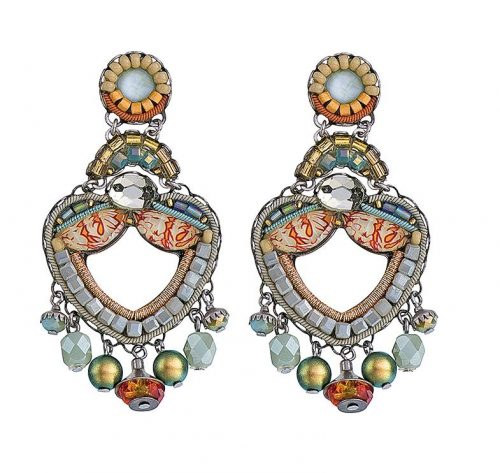 Atala Bar Earrings Rhine Collection 2018