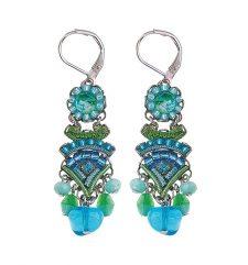 Ayala Bar Aqua Blue Earrings