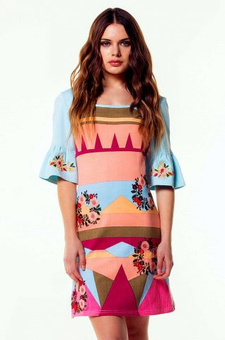 Savage Culture Summer Dress Venecia