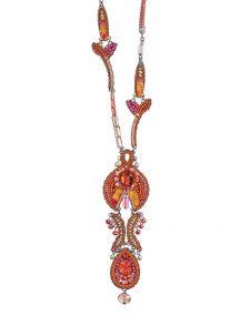 Ayala Bar Long Necklace Gold