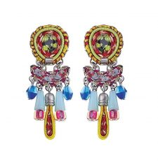 Ayala Bar Small Havana Earrings