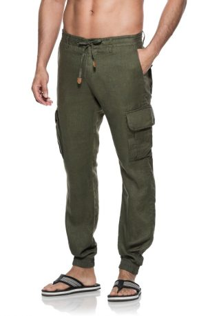 OndadeMar Men's Linen Pants