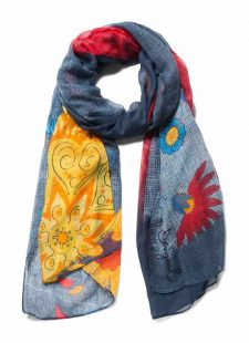 Desigual Scarf Gloria Rectangle