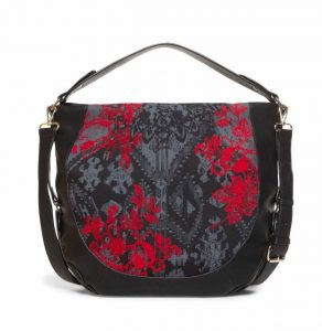 "0c1952b85d2 Desigual Bag ""Red Queen Marteta"" (2000)"