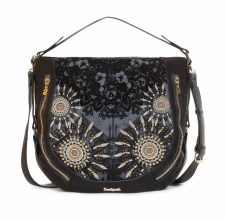 Desigual Black Marteta with Red Design