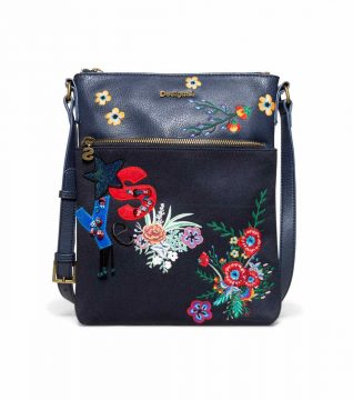 Desigual Surprize Ghana with Embroidery
