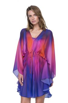 Gottex Bright Colour Beach Dress Cover Up Cruise 2019