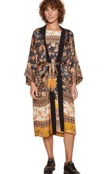 Desigual Kimono Jacket Marga Fall 2018
