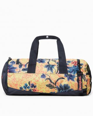 Desigual Foldable Bag Geopatch