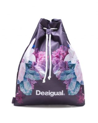 Desigual Backpack Purple